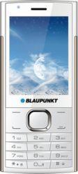 Blaupunkt FL 01 Feature Phone 2G 2,8 Zoll (white gold)