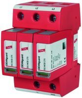Dehn DEHNguard DG M TNC 275 Mehrpoliger modularer ÜS-Ableiter