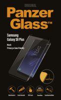 PanzerGlass Samsung Galaxy S8+ Privacy Case Friendly, Schutzglas schwarz