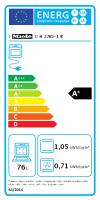 Miele H 2265-1 B ACTIVE Backofen Edelstahl/CleanSteel (11103790)