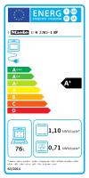 Miele H 2265-1 BP ACTIVE Backofen Edelstahl/CleanSteel (11103810)