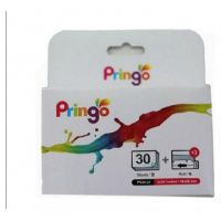 HiTi 906025||Pringo Papier/Farbband-Set