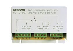 FERMAX 2450||Fermax Videotürumschalter