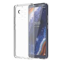 Nokia 9 - Premium Clear Case CC-190, Transparent
