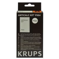 Krups ENTKALKUNGS-SET F. ALLE VOLL. (F 054 00 1B     2STK)