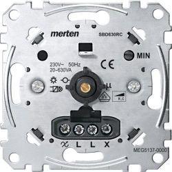 Merten MEG5137-0000 Drehdimmer-Einsatz