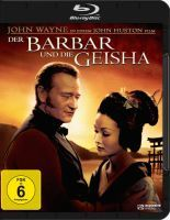 Der Barbar und die Geisha (Blu-ray)