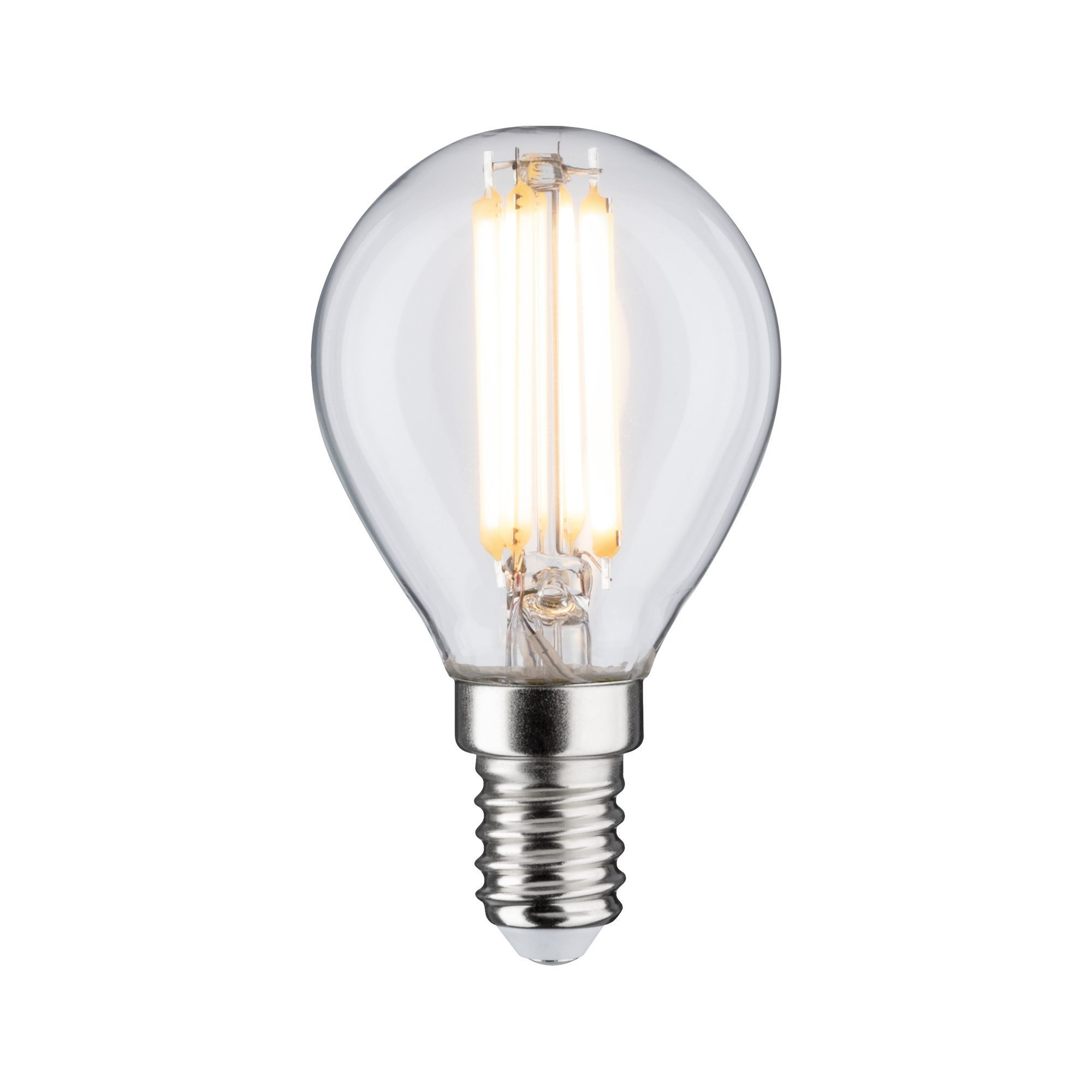 Paulmann LED Fil Tropfen 806lm E14 2700K 6,5W klar 230V (28650)