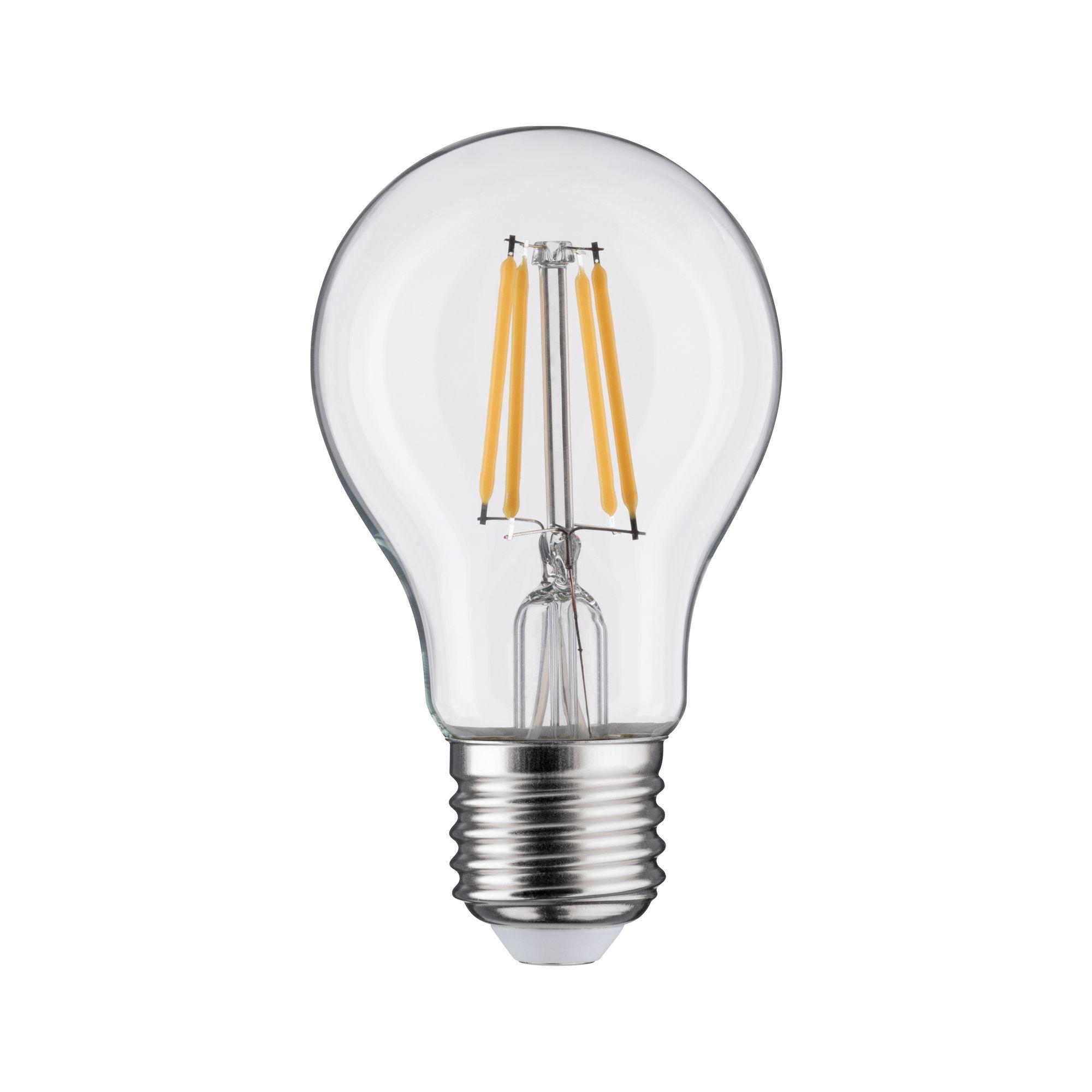 Paulmann LED Fil AGL 470lm E27 2700K klar dim 5W 230V (28616)