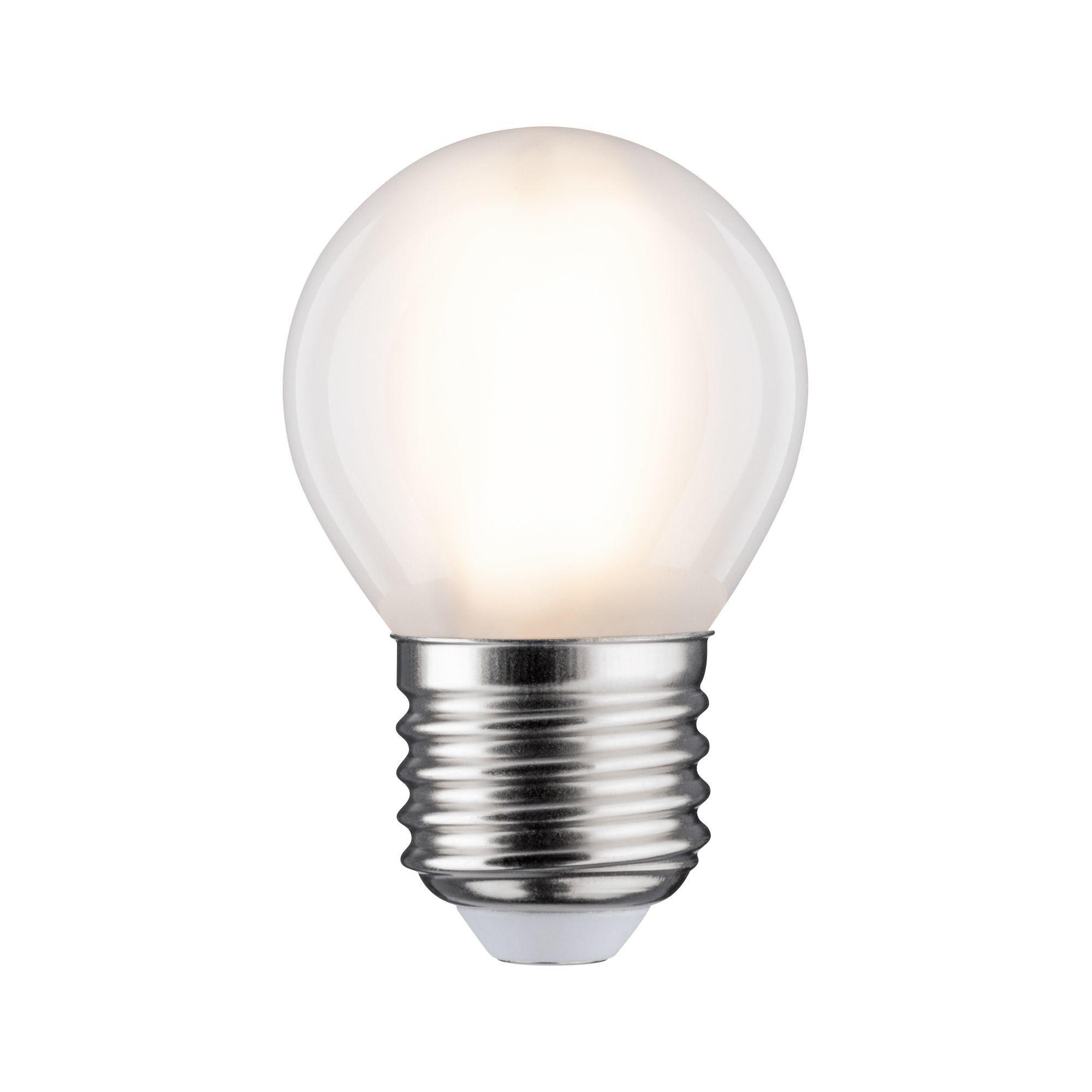 Paulmann LED Fil Tropfen 470lm E27 2700K matt 5W 230V (28634)