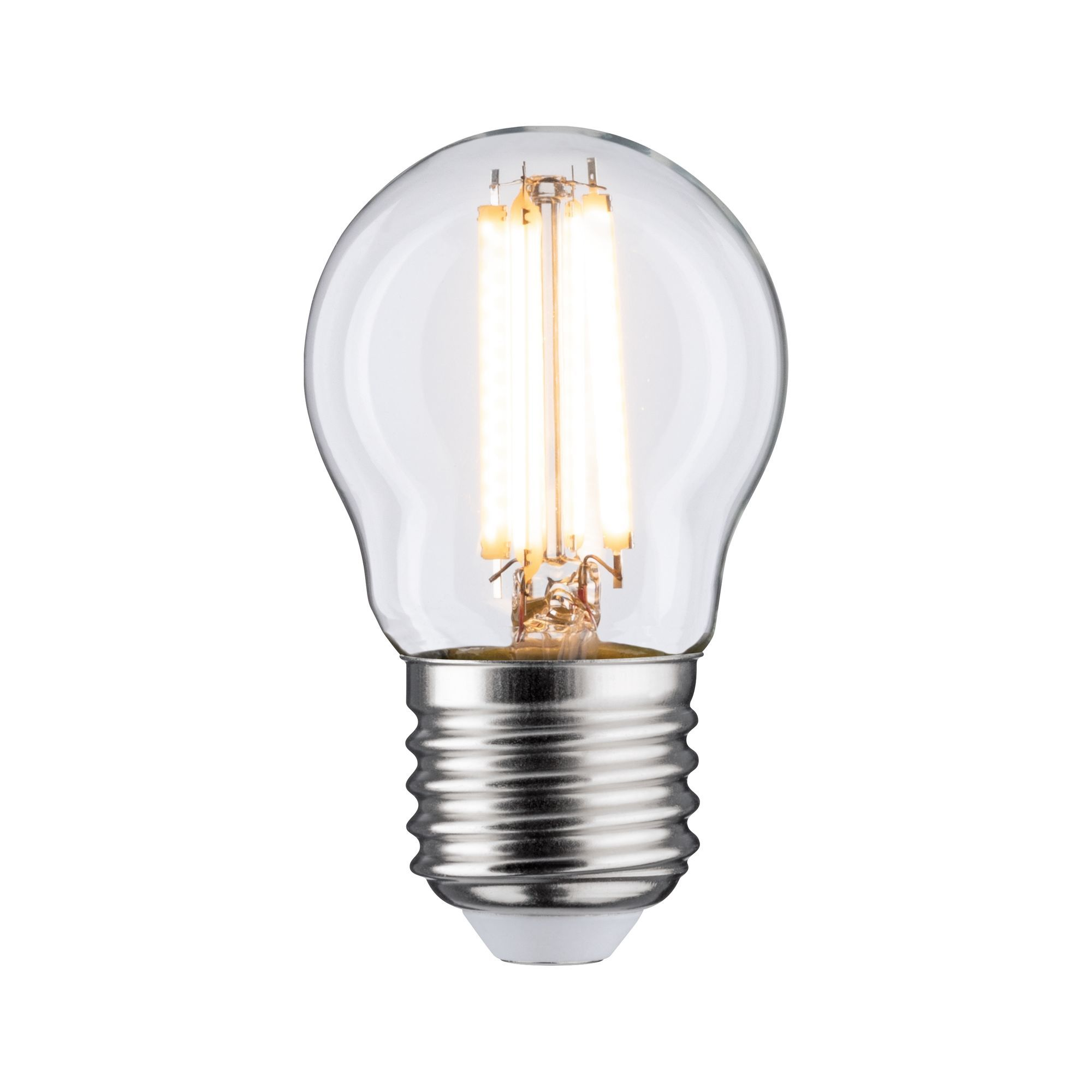Paulmann LED Fil Tropfen 806lm E27 2700K 6,5W klar 230V (28654)