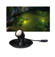 Paulmann Outdoor Plug&Shine Underwater Spot IP68 3000K 24V 4W with 2m cable (94209)