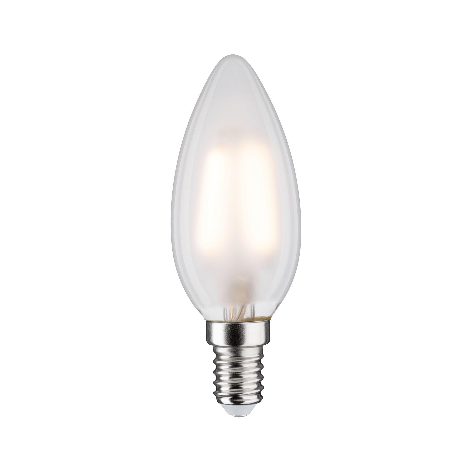 Paulmann LED Fil Kerze 250lm E14 2700K matt 3W 230V (28610)