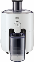 Braun Entsafter PurEase SJ 3100  WH