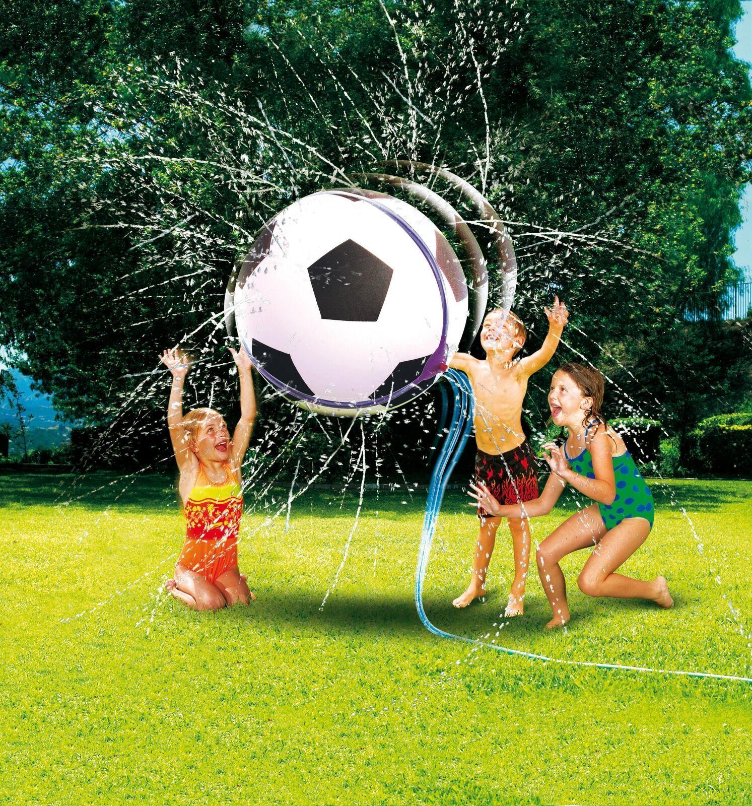 Siva 226923 Wassersprüher Sprinkler Fussball
