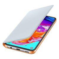 Samsung EF-WA705 white für A70 Wallet Cover