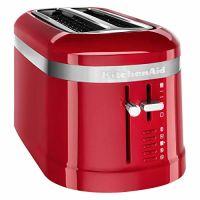 KitchenAid Design Collection Toaster 4-Scheiben empire rot (5KMT5115EER)