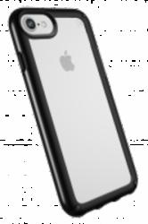 SPECK Presidio Show Cover für iPhone 7/8, Clear/Schwarz