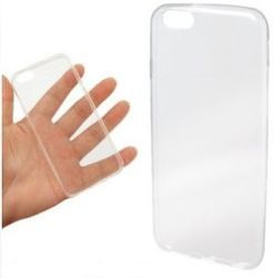 Fontastic Softcover Ultrathin für iPhone 6/ 6S, Clear (Bulk)