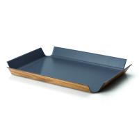 Continenta Tablett rutschfest 54,5x40cm grau (2940)