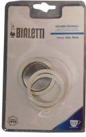 Bialetti Ersatzset 1-2 Tassen Edelstahl (0800400)