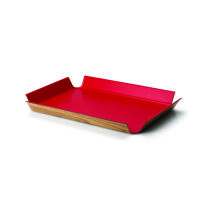 Continenta Tablett rutschfest 45x34 rot (2901)