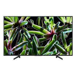 Sony KD65XG7005BAEP 65'' 4K HDR Smart TV, HD Triple Tuner, schwarz