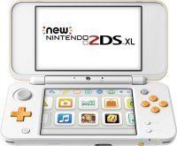 Nintendo New 2DS XL 4.88Zoll Touchscreen WLAN Weiß Tragbare Spielkonsole
