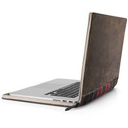 "Twelve South BookBook - Book Cover für MacBook Pro 15"" Retina, braun >"