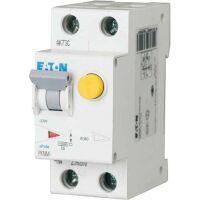 Eaton FI/LS 16A 30mA LS-Kennline-C 1p+N FI-Char: G/A