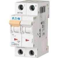 Eaton Leitungsschutzschalter 13A 1-polig+N B-Char