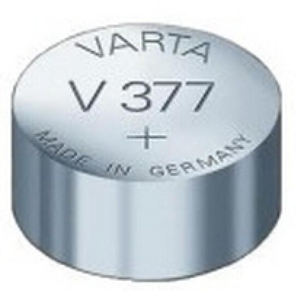 Multipack VARTA VAR Knopfzelle V377 (AG4) (00377101401 ...