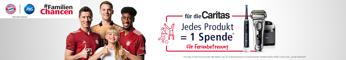 Familien Chancen powered by FC Bayern München