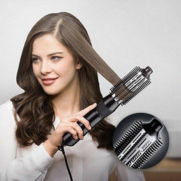 Braun Haarbürste