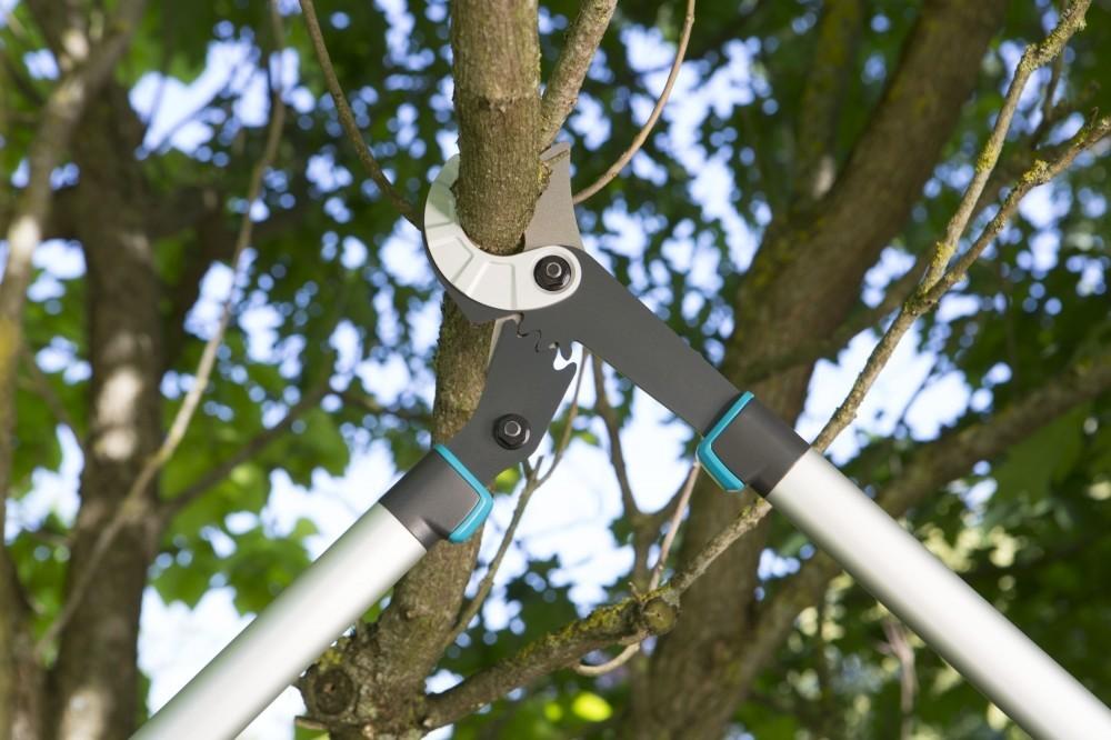 Gardena 12008-20 - Anvil lopper - 4.2 cm - Black/Blue-12008-20