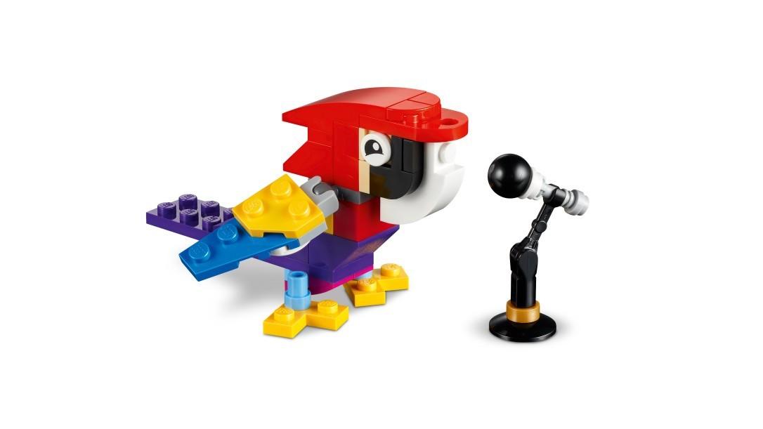 LEGO Bau- & Konstruktionsspielzeug LEGO Spaß in der Zukunft 10402