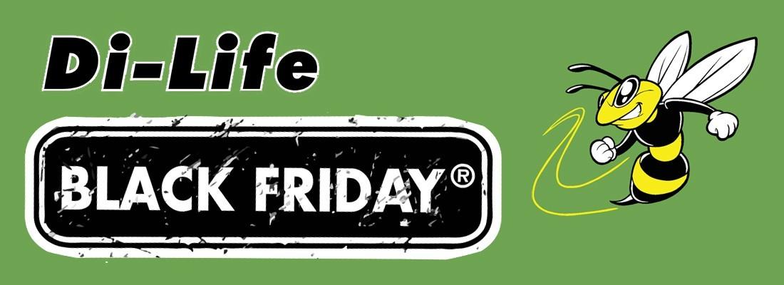 Black Friday Deals bei di-life