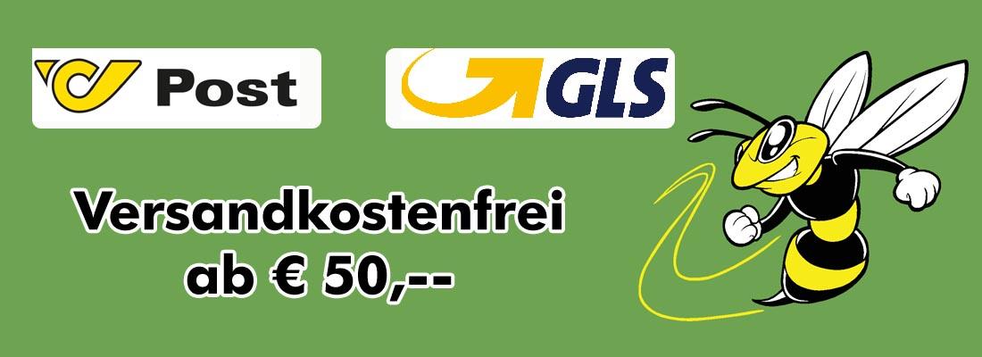 Versandkostenfrei ab € 50,--