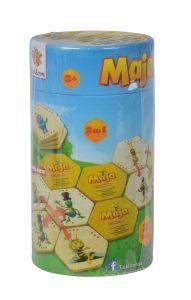 Biene Maja MTB Maja Bilder-Memo-Domino Spiel